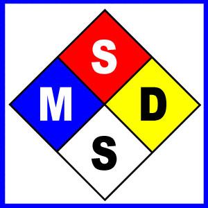 MSDS Logo - Asphalt Plus